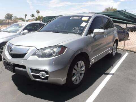 2012 Acura RDX for sale at Brown & Brown Wholesale in Mesa AZ