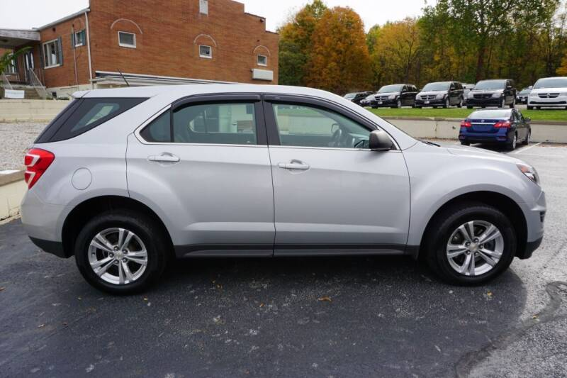 2016 Chevrolet Equinox AWD LS 4dr SUV - Mount Vernon OH