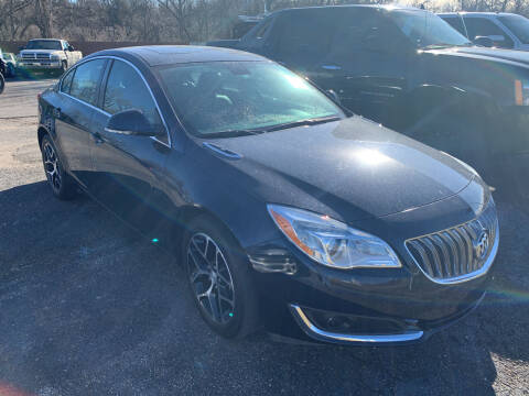 2017 Buick Regal for sale at Ol Mac Motors in Topeka KS