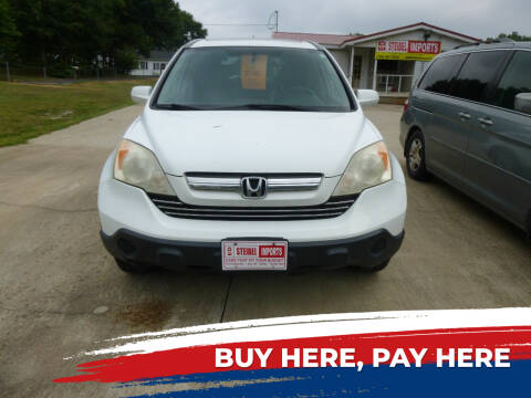 2007 Honda CR-V for sale at Ed Steibel Imports in Shelby NC