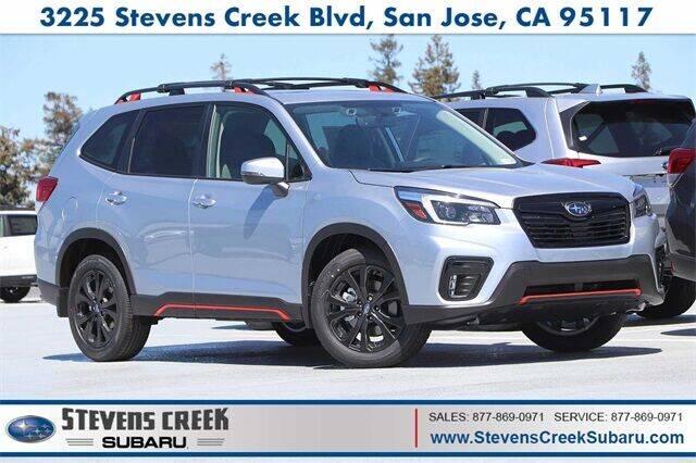 2021 Subaru Forester for sale in San Jose, CA