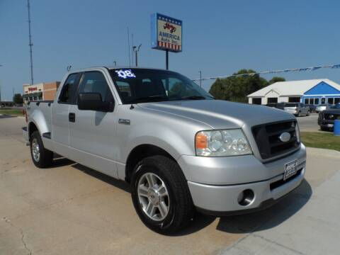 2008 Ford F-150 for sale at America Auto Inc in South Sioux City NE
