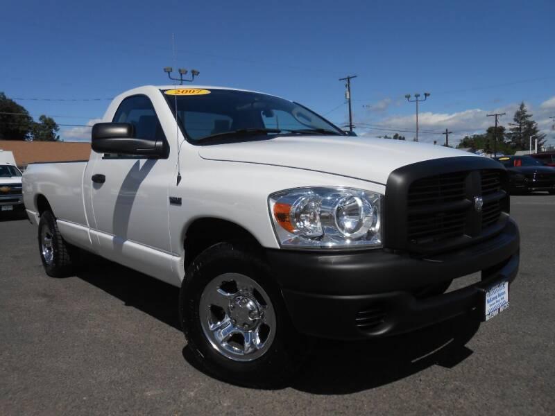 2007 Dodge Ram Pickup 1500 for sale at McKenna Motors in Union Gap WA
