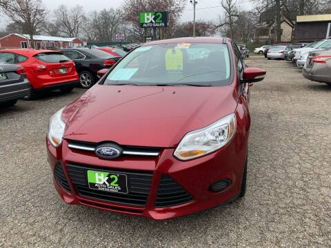 2014 Ford Focus for sale at BK2 Auto Sales in Beloit WI