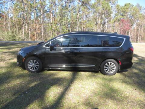 2017 Chrysler Pacifica for sale at Ward's Motorsports in Pensacola FL