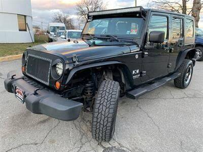 2007 Jeep Wrangler Unlimited for sale at Millennium Auto Group in Lodi NJ