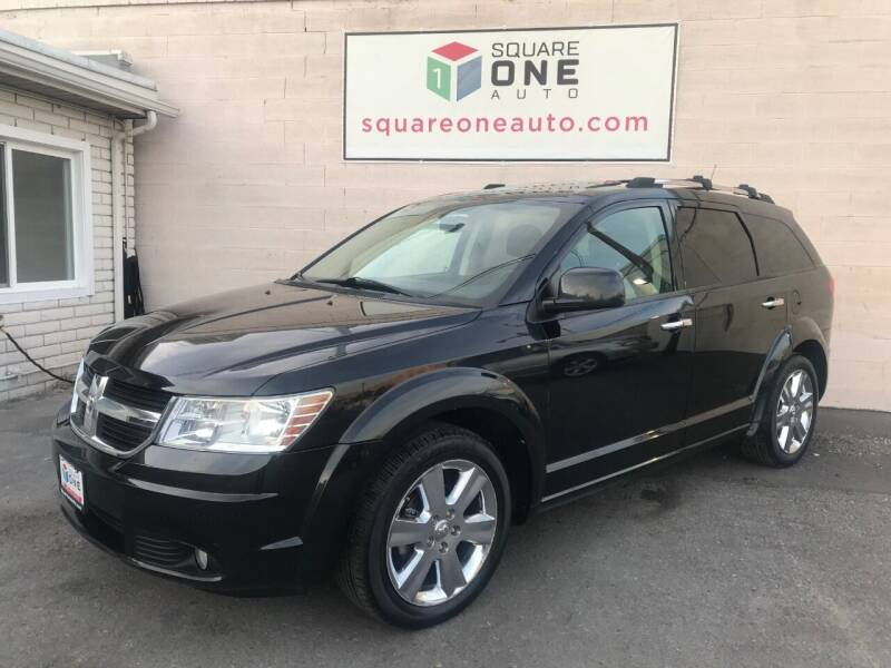 2010 Dodge Journey for sale at SQUARE ONE AUTO LLC in Murray UT