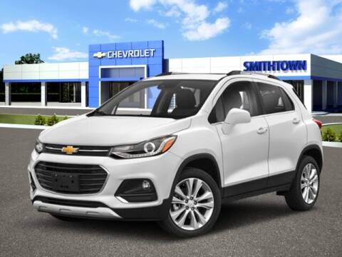 2020 Chevrolet Trax for sale at CHEVROLET OF SMITHTOWN in Saint James NY