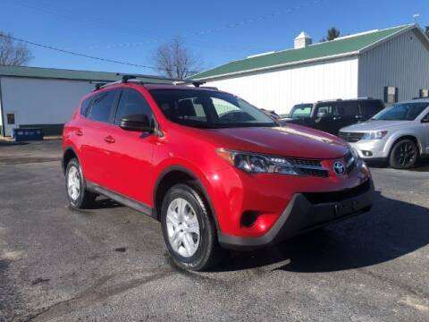2015 Toyota RAV4 for sale at Tip Top Auto North in Tipp City OH