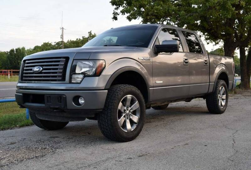 2011 Ford F-150 for sale at BriansPlace in Lipan TX