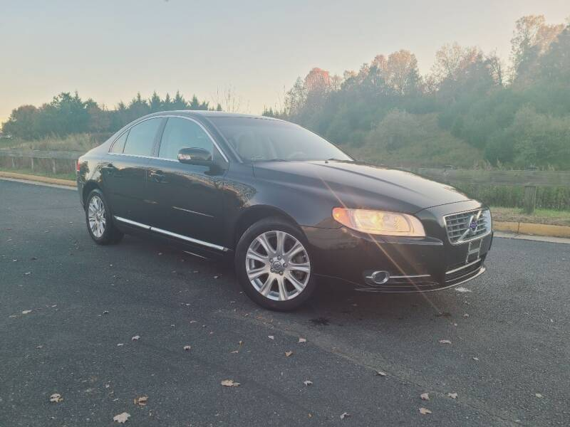 2010 Volvo S80 for sale at Lexton Cars in Sterling VA