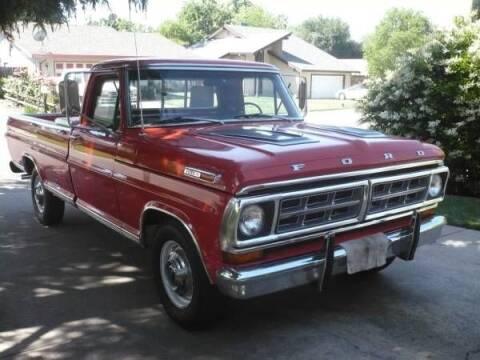 1971 Ford F-250 for sale at Haggle Me Classics in Hobart IN