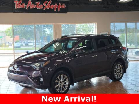 2017 Toyota RAV4 for sale at The Auto Shoppe in Springfield MO