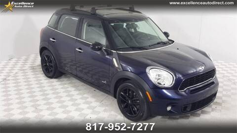 2013 MINI Countryman for sale at Excellence Auto Direct in Euless TX