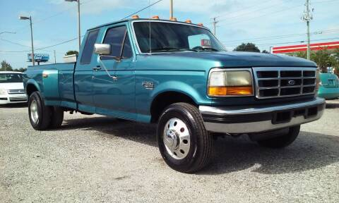 1996 Ford F-350 for sale at Pinellas Auto Brokers in Saint Petersburg FL