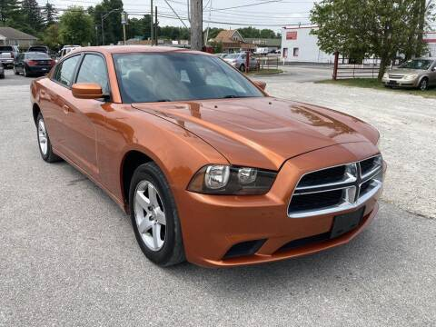 2011 Dodge Charger for sale at 2EZ Auto Sales in Indianapolis IN
