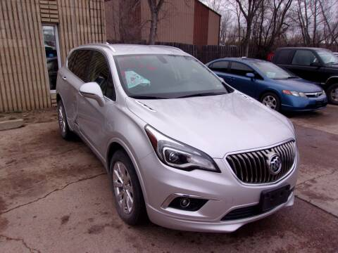 2018 Buick Envision for sale at Barney's Used Cars in Sioux Falls SD