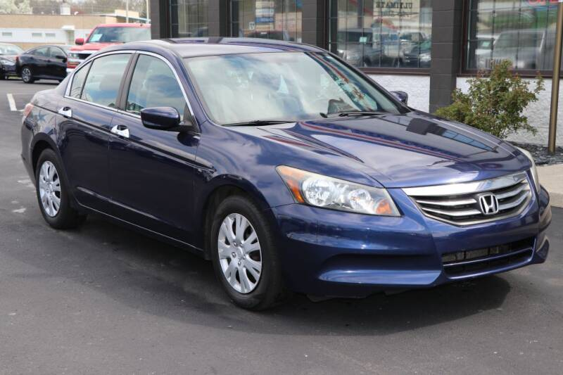 2012 Honda Accord for sale at Ultimate Auto Deals DBA Hernandez Auto Connection in Fort Wayne IN