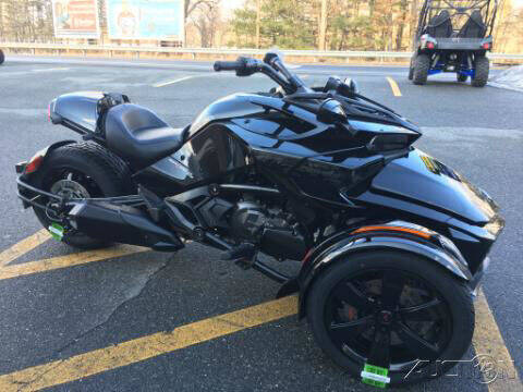2021 Can-Am F3 SE6 for sale at ROUTE 3A MOTORS INC in North Chelmsford MA