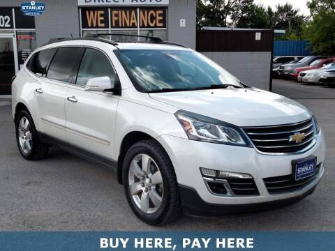 2015 Chevrolet Traverse for sale at Stanley Chrysler Dodge Jeep Ram Gatesville Buy Here Pay Here in Gatesville TX