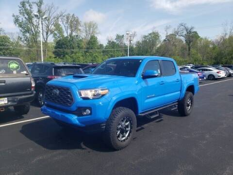 2020 Toyota Tacoma for sale at White's Honda Toyota of Lima in Lima OH