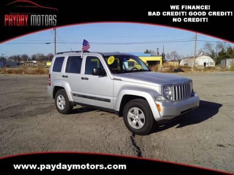 2012 Jeep Liberty for sale at Payday Motors in Wichita And Topeka KS