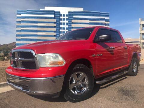 2010 Dodge Ram Pickup 1500 for sale at Day & Night Truck Sales in Tempe AZ