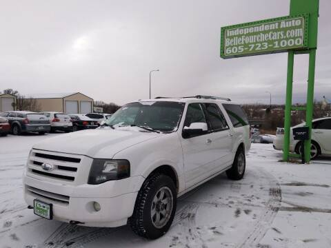 2009 Ford Expedition EL for sale at Independent Auto in Belle Fourche SD