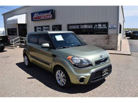 2012 Kia Soul for sale at Chaparral Motors in Lubbock TX