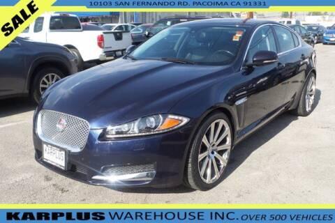 2014 Jaguar XF for sale at Karplus Warehouse in Pacoima CA