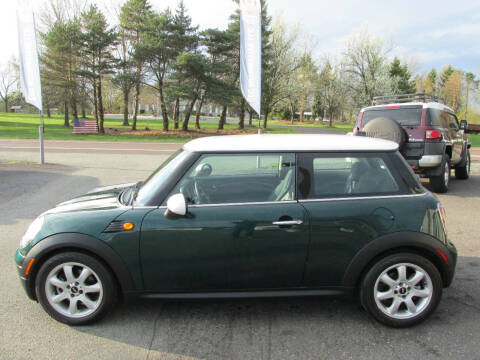 2007 MINI Cooper for sale at GEG Automotive in Gilbertsville PA