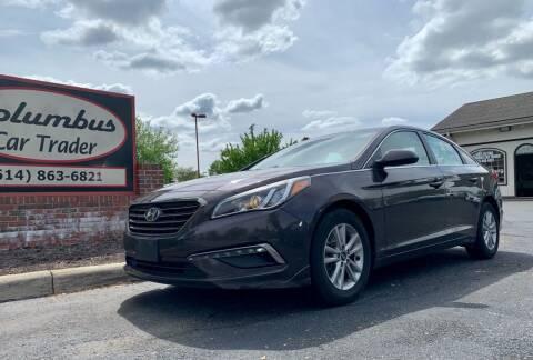 2015 Hyundai Sonata for sale at Columbus Car Trader in Reynoldsburg OH