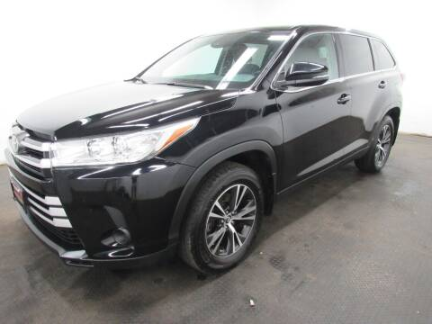 2019 Toyota Highlander for sale at Automotive Connection in Fairfield OH