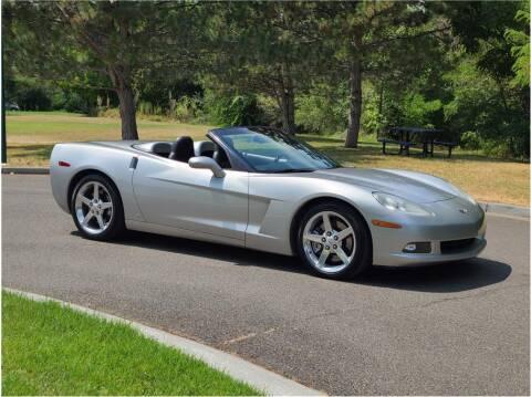 2006 Chevrolet Corvette for sale at Elite 1 Auto Sales in Kennewick WA