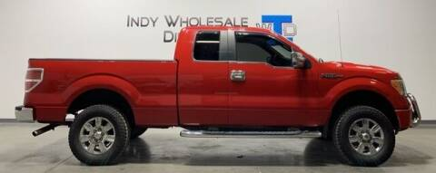 2010 Ford F-150 for sale at Indy Wholesale Direct in Carmel IN