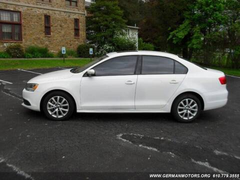 2012 Volkswagen Jetta for sale at Mair's Continental Motors in Reading PA