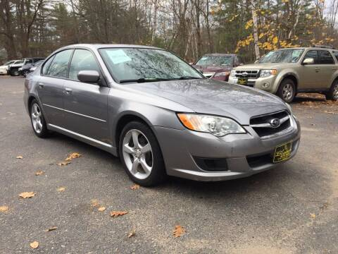 2009 Subaru Legacy for sale at Bladecki Auto in Belmont NH