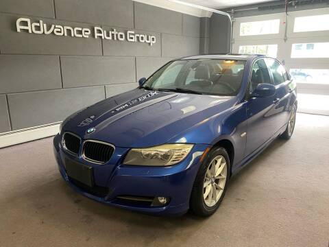 2010 BMW 3 Series for sale at Advance Auto Group, LLC in Chichester NH