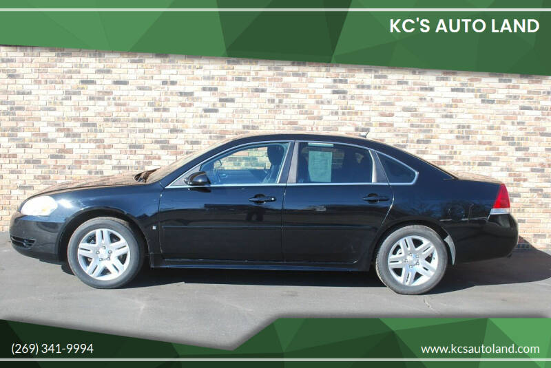 2014 Chevrolet Impala Limited for sale at KC'S Auto Land in Kalamazoo MI