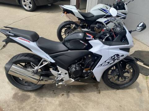 2015 Honda CBR500R for sale at St. Mary Auto Sales in Hilliard OH