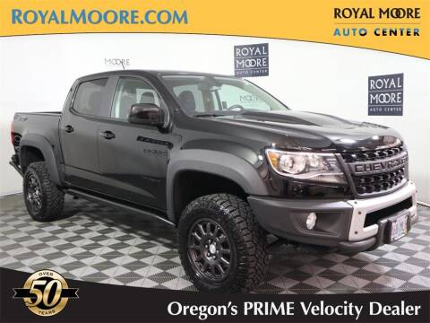 2020 Chevrolet Colorado for sale at Royal Moore Custom Finance in Hillsboro OR