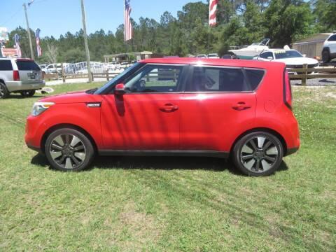 2015 Kia Soul for sale at Ward's Motorsports in Pensacola FL