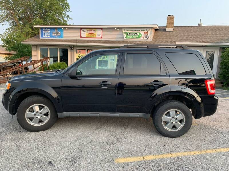 2010 Ford Escape for sale at Revolution Motors LLC in Wentzville MO