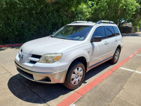 2006 Mitsubishi Outlander for sale at DFW Autohaus in Dallas TX