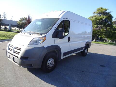 2014 RAM ProMaster Cargo for sale at Star One Imports in Santa Clara CA