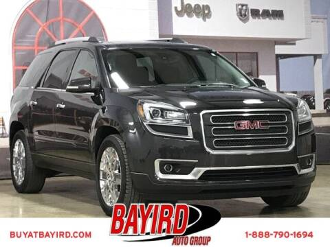 2017 GMC Acadia Limited for sale at Bayird Truck Center in Paragould AR