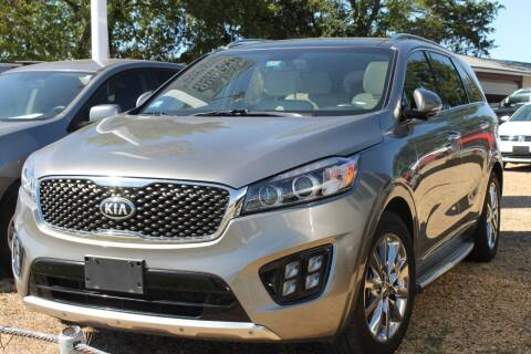2016 Kia Sorento for sale at Abc Quality Used Cars in Canton TX