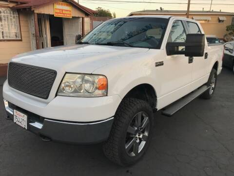 2005 Ford F-150 for sale at Plaza Auto Sales in Los Angeles CA