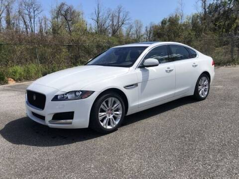 2017 Jaguar XF for sale at JOE BULLARD USED CARS in Mobile AL