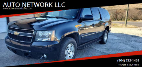 2007 Chevrolet Suburban for sale at AUTO NETWORK LLC in Petersburg VA